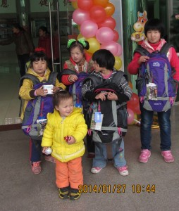 Liuzhou Christmas donations