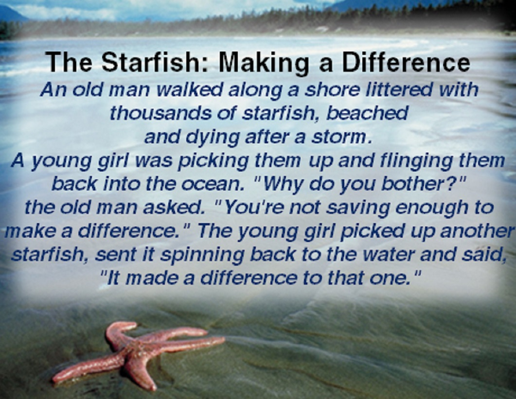 Starfish Difference