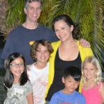 Diana Bramble Family pic
